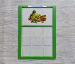 สื่อการเรียนการสอน -T04-07 เกมสังเกตรายละเอียดของภาพผลไม้