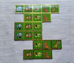 สื่อการเรียนการสอน -T05-16 เกมจับคู่ภาพ (สัตว์) ตามลำดับที่กำหนด