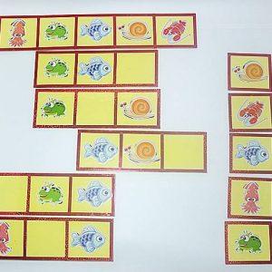 T05-16 เกมจับคู่ภาพ (สัตว์) ตามลำดับที่กำหนด