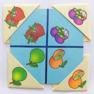 T06-07 เกมสี่เหลี่ยมวิเศษ ผลไม้