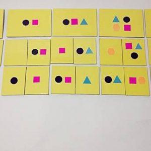 T14-16 เกมพื้นฐานการบวกรูปเรขาคณิต