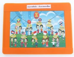 T15-04 เกมภาพตัดต่อประชาคมอาเซียน