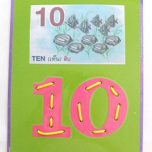 T17-03 สื่อร้อยเชือก 1-10