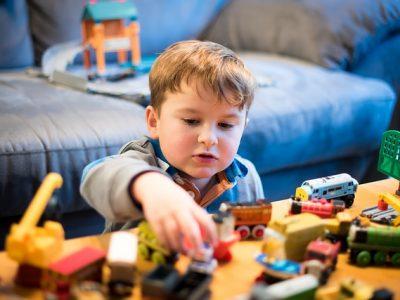 ทำไมการเล่นของเด็กจึงสำคัญ